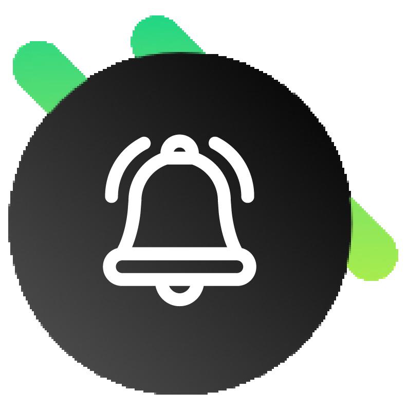 App development alert technology